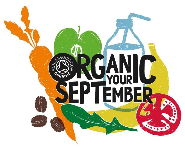 Slàinte, it's organic September!
