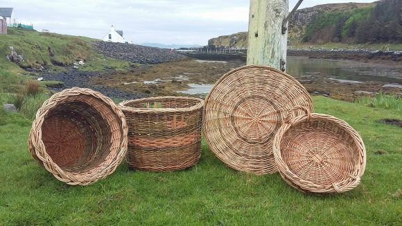 Autumn Basketry for Beginners and Improvers | 12 & 13 October 2019