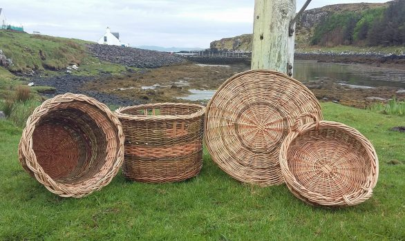 Autumn Basketry for Beginners and Improvers | 7 & 8 November  2020 | Postponed to 6 & 7 November 2021