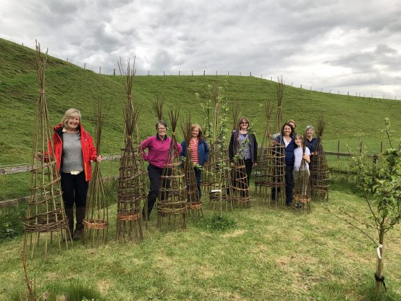 Making Willow Plant Supports | 31 May 2020 | Postponed