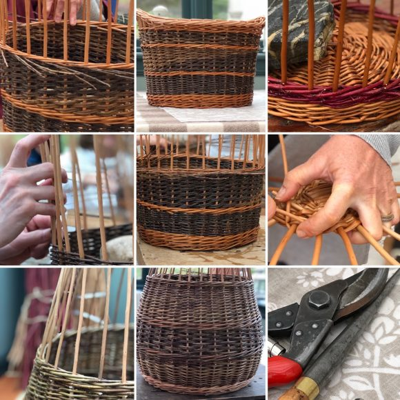 Spring Basketry for Beginners | 21 & 22 March 2020 | Cancelled