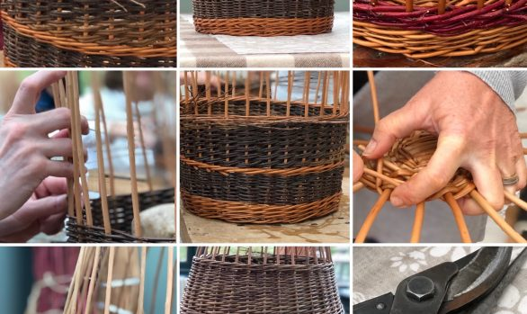 Spring Basketry for Beginners | 21 & 22 March 2020 | Bookings Open